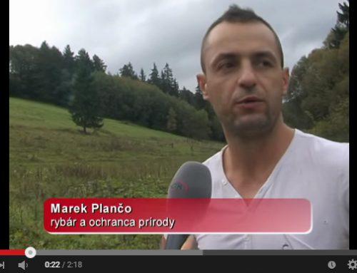 TVDK Video – Záchrana Dolno Kubinskych potokov