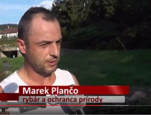 TVDK Video – Záchrana jasenovského potoka